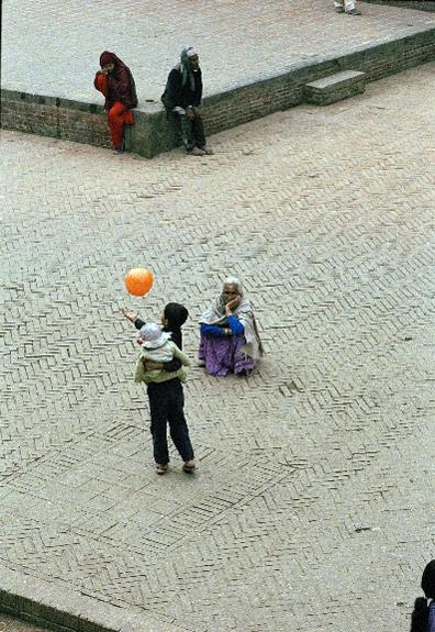 Patan's Durbar Square - Kathmandu, Nepal