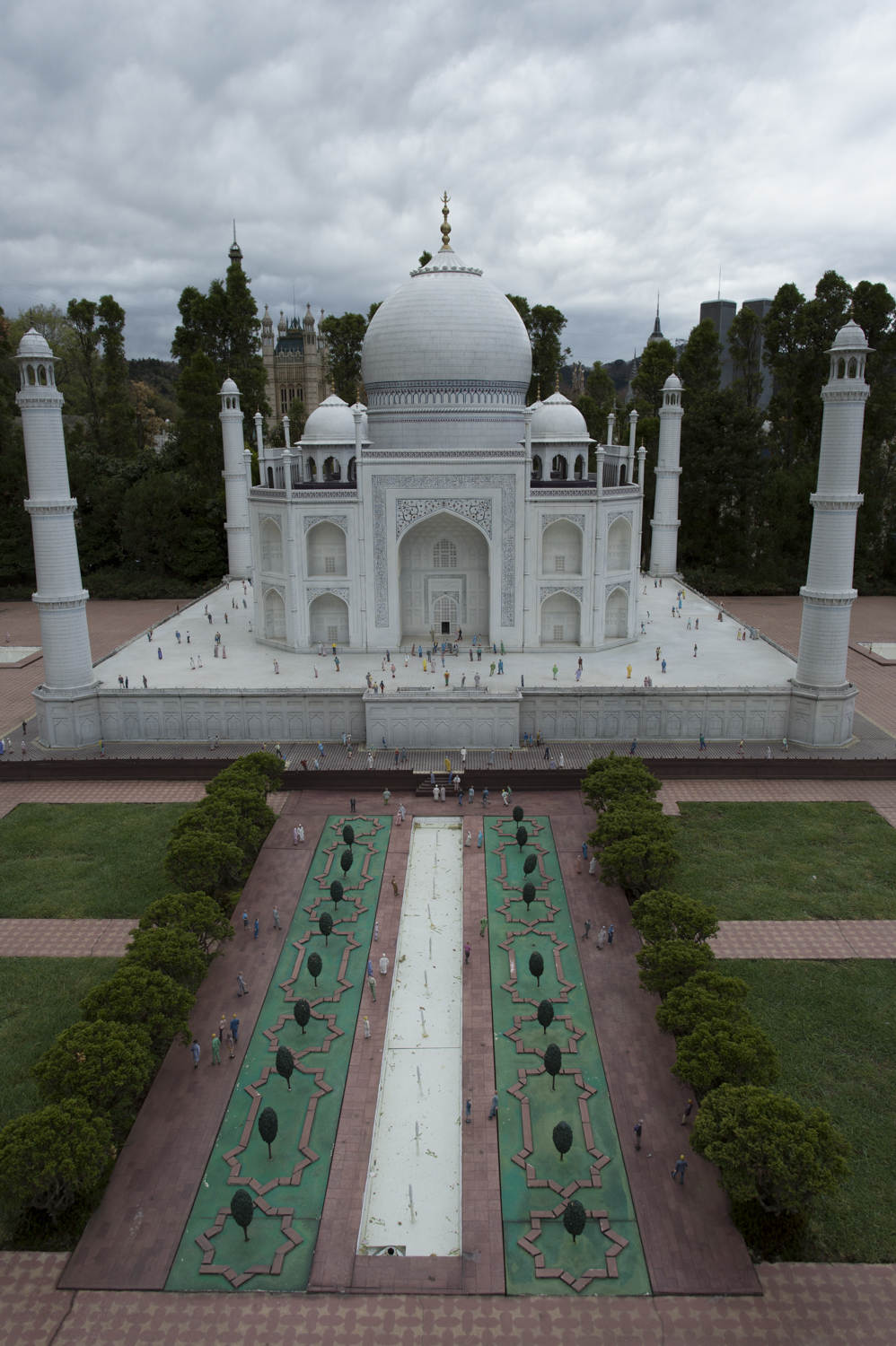 Tobu World Square - Taj Mahal