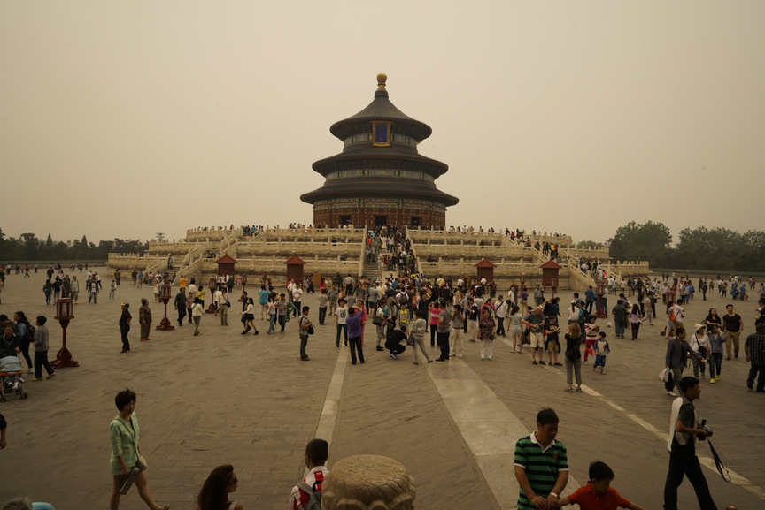 Temple of Heaven - Beijing, China 2014