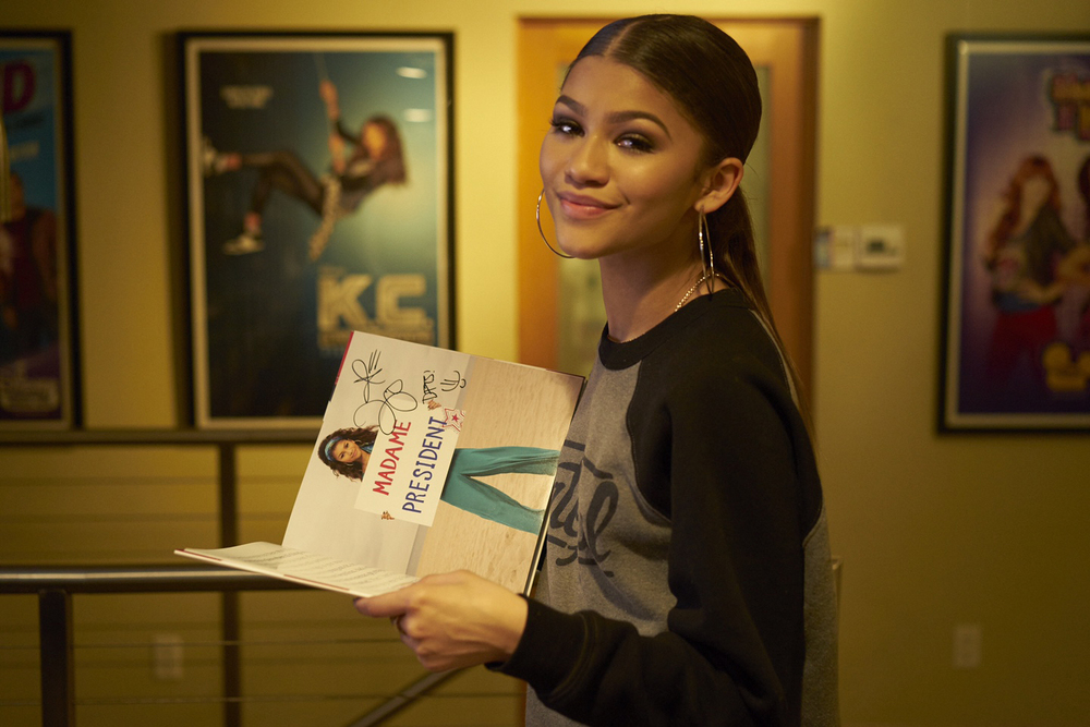 Disney's Shake It Up  and KC Undercover star, Zendaya