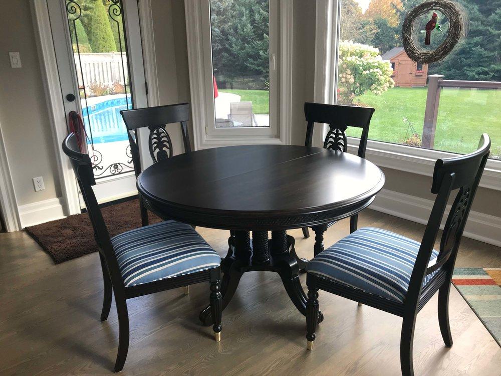 Classic Furniture Restoration Services
