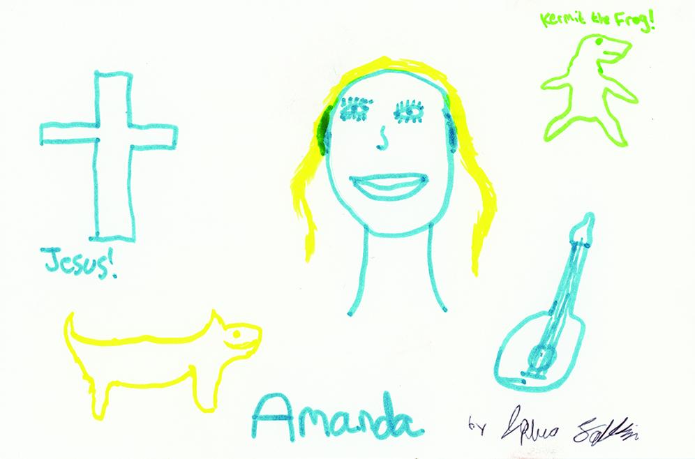 Amanda by Josh