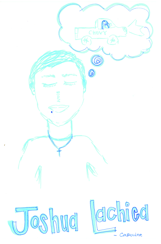Josh by Caroline