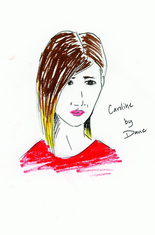 Caroline by Dane
