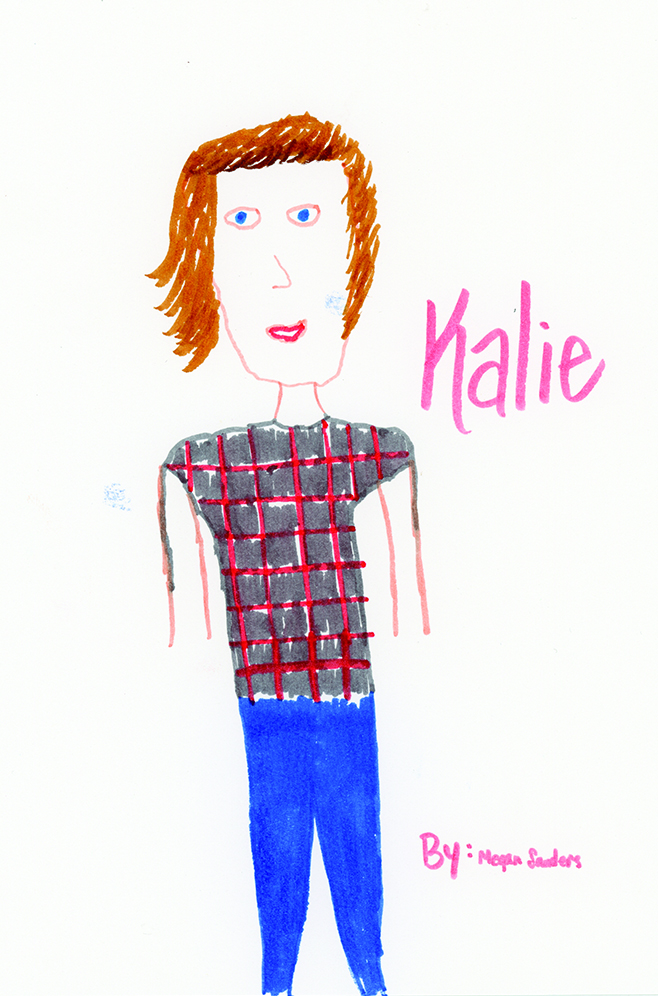Kalie by Megan