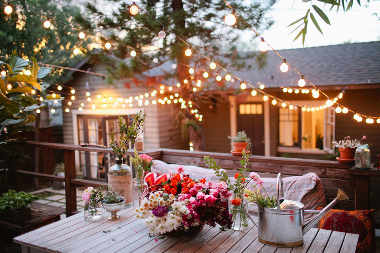 Entertaining Ideas simple summer outdoor entertaining ideas — barbers fresh meadow