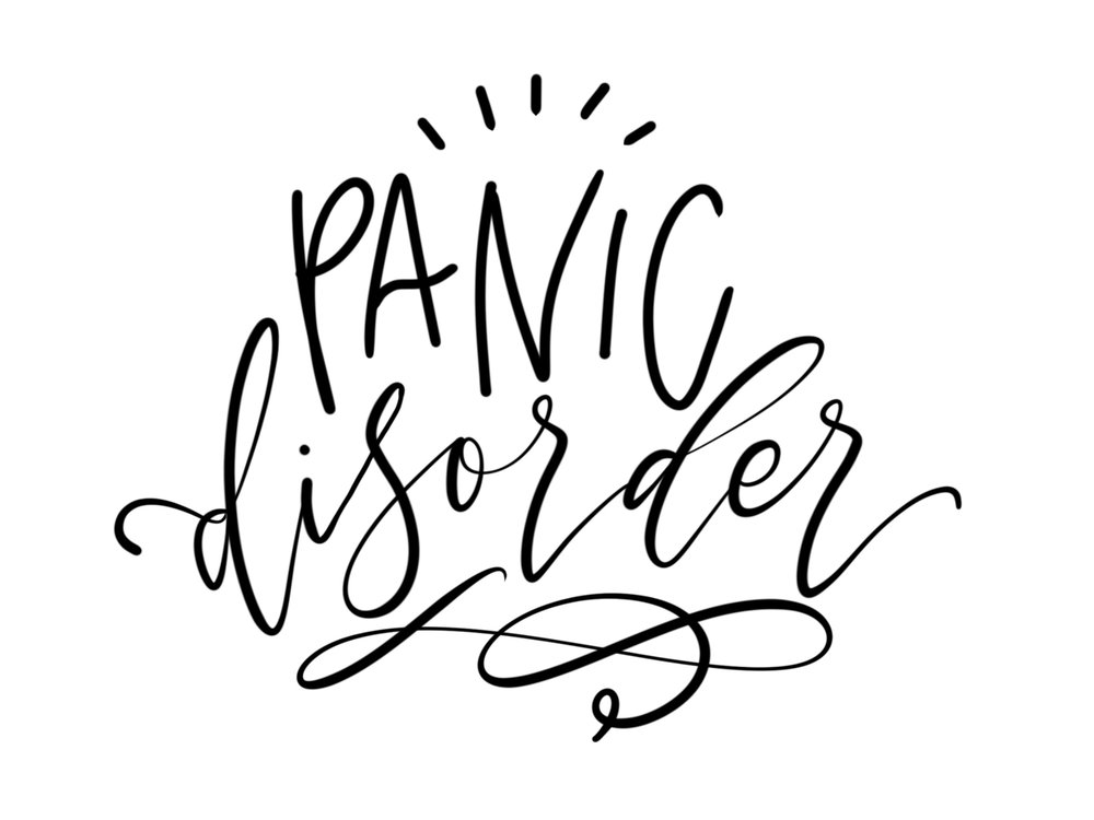 Panic Disorder | Connar Joy Calligraphy