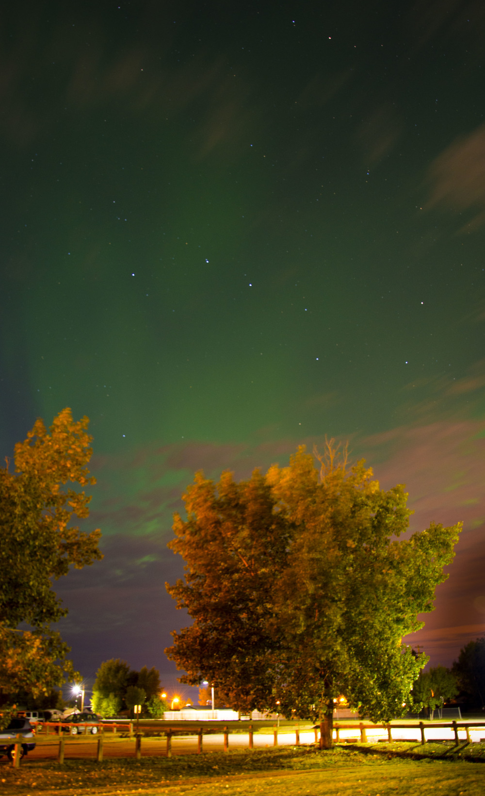 Big Dipper - Fort McMurray Alberta