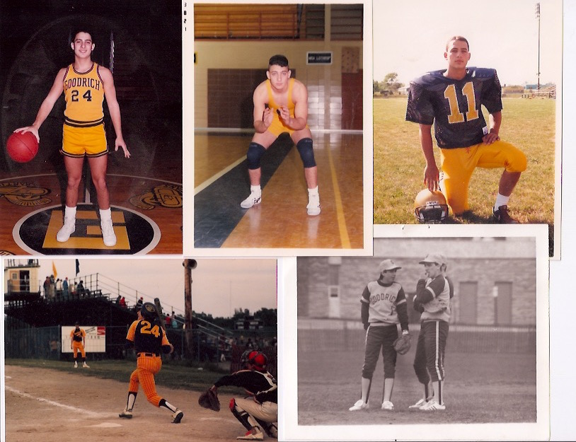 Todd Turner grew up playing multiple sports and advocates for playing multiple sports for young athletes