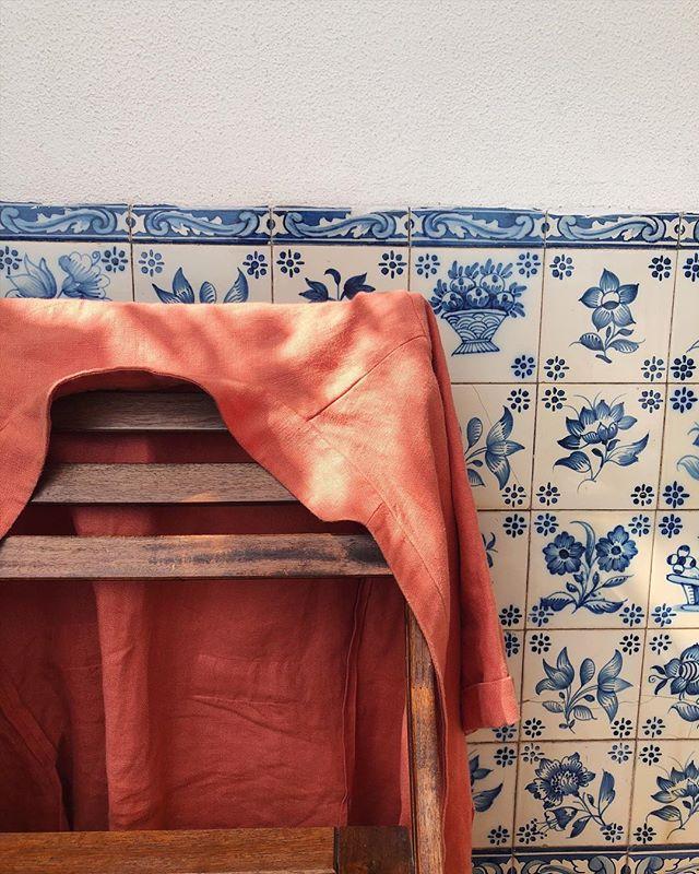 coral Dune Jacket in Lisbon #idlewear