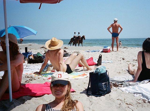 rockaway beach this summer, nyc #rudasfilm #idlehours