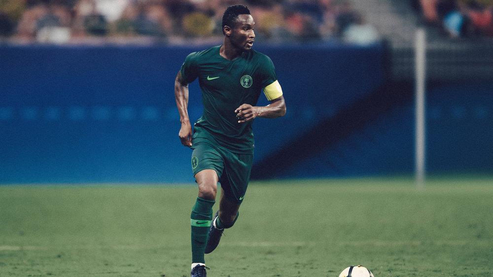Nigeria futbol.