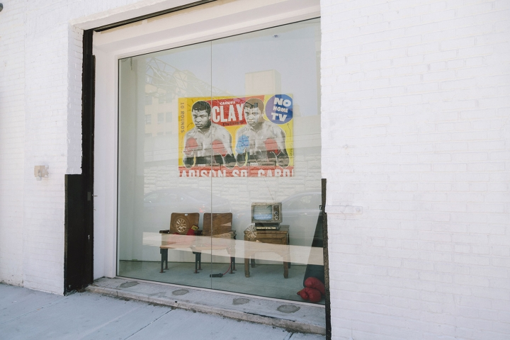 Storefront via The Compound