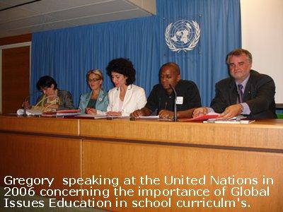 Gregory UN panel Vienna 2006.jpg