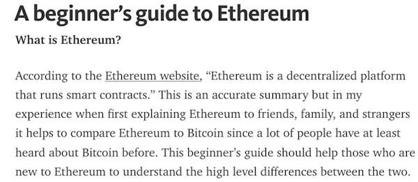 Ethereum -