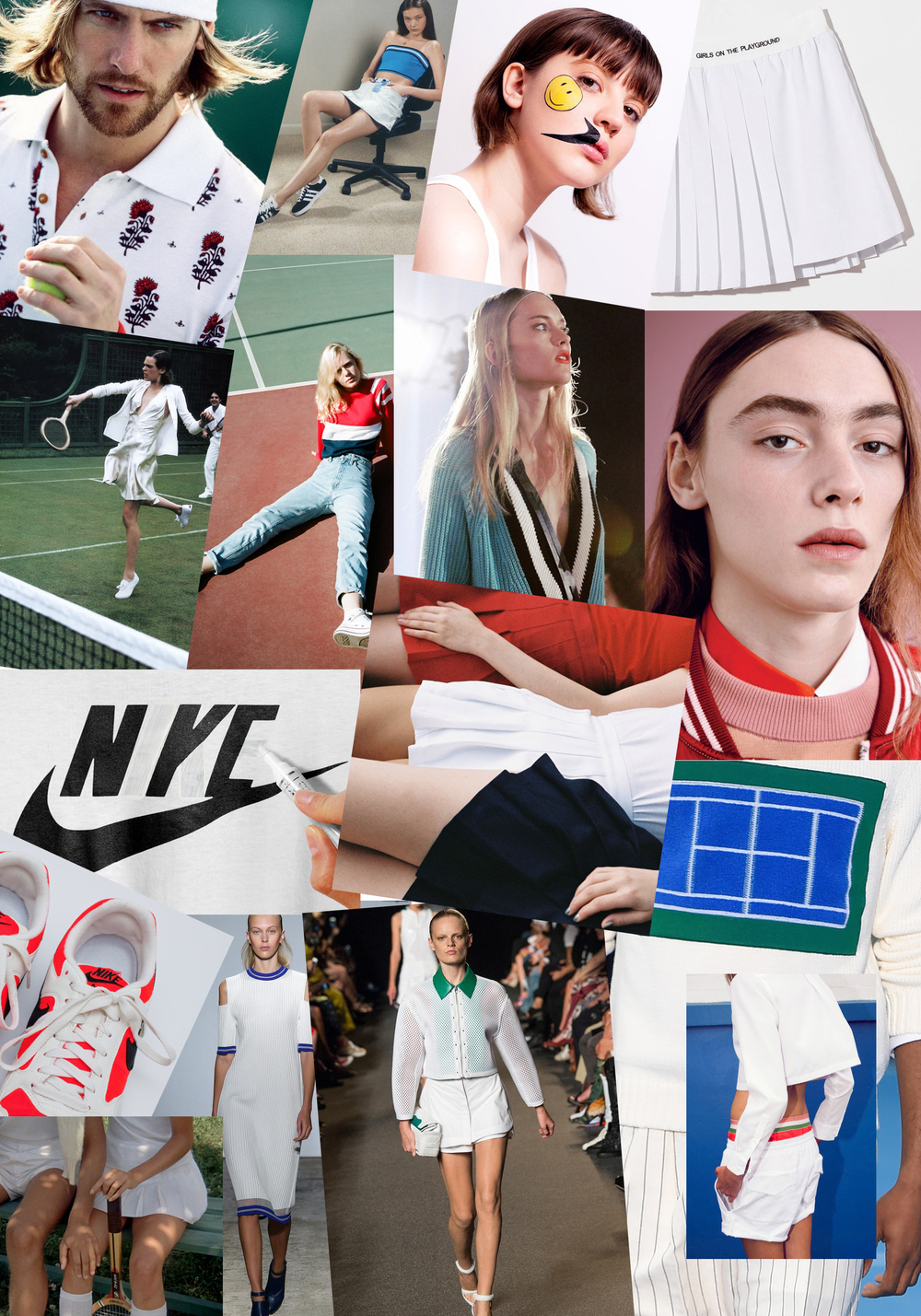 tennis anyone? // cultureisland 2014