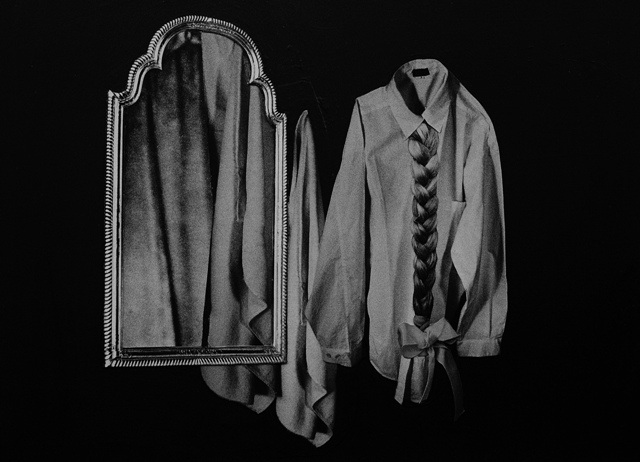 shosh kormosh //  order and cleanliness  // 1994-1995 // silverprint