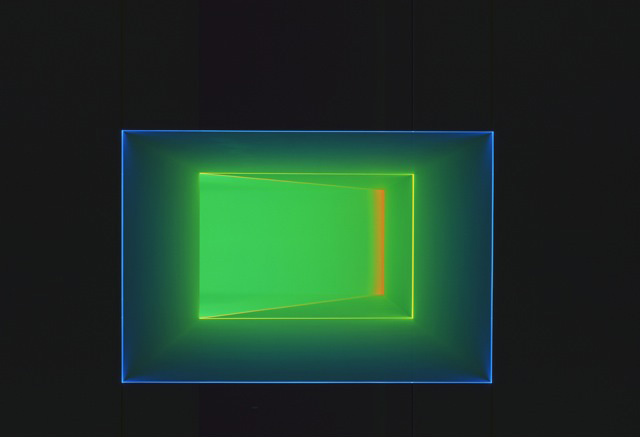 james turrell //  key lime  // 1994 // the israel museum