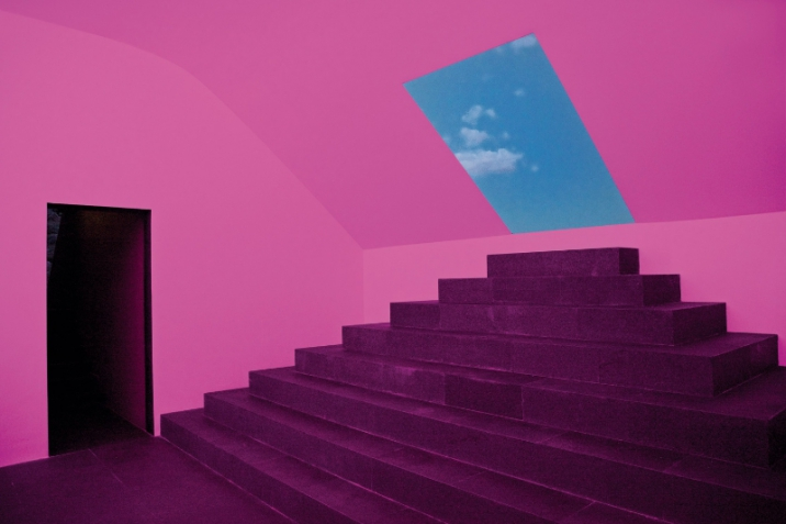 james turrell //  b   reathing light  //  2013 // lacma