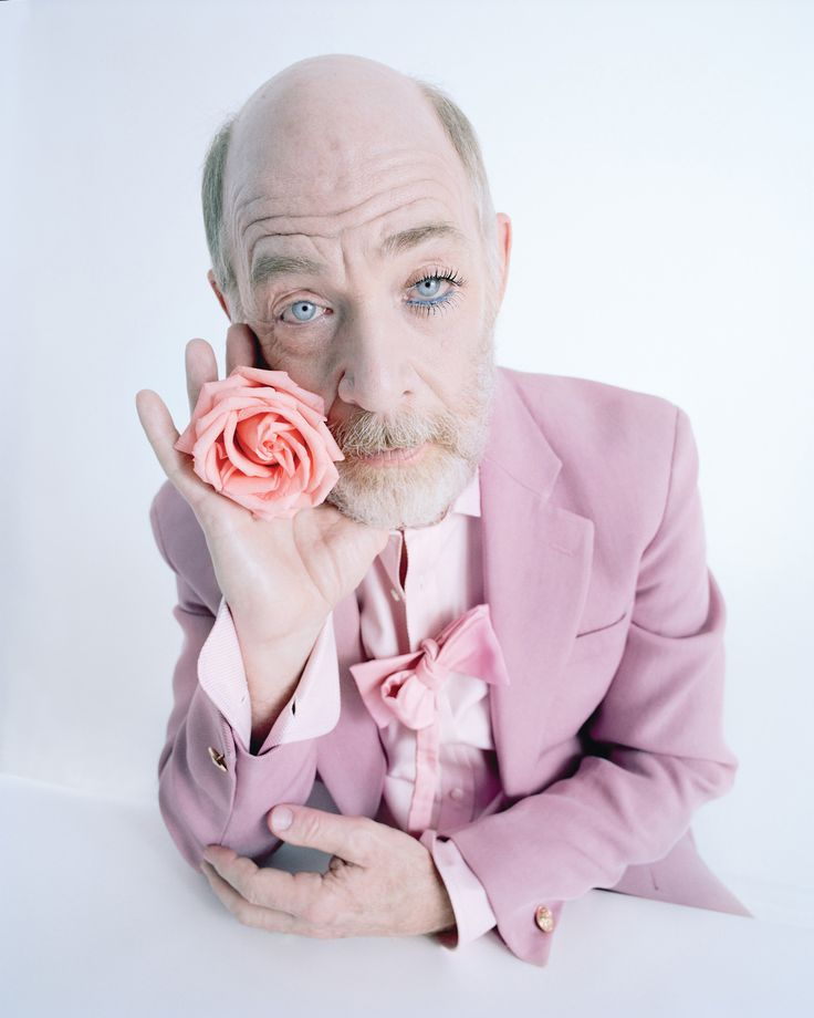 j.k. simmons in whiplash // shot by  tim walker  // styled by  jacob k