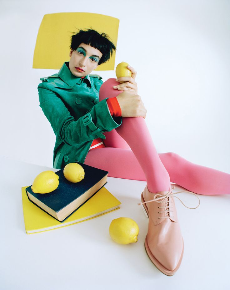 jenny slate in obvious child // shot by   tim walker   // styled by   jacob k