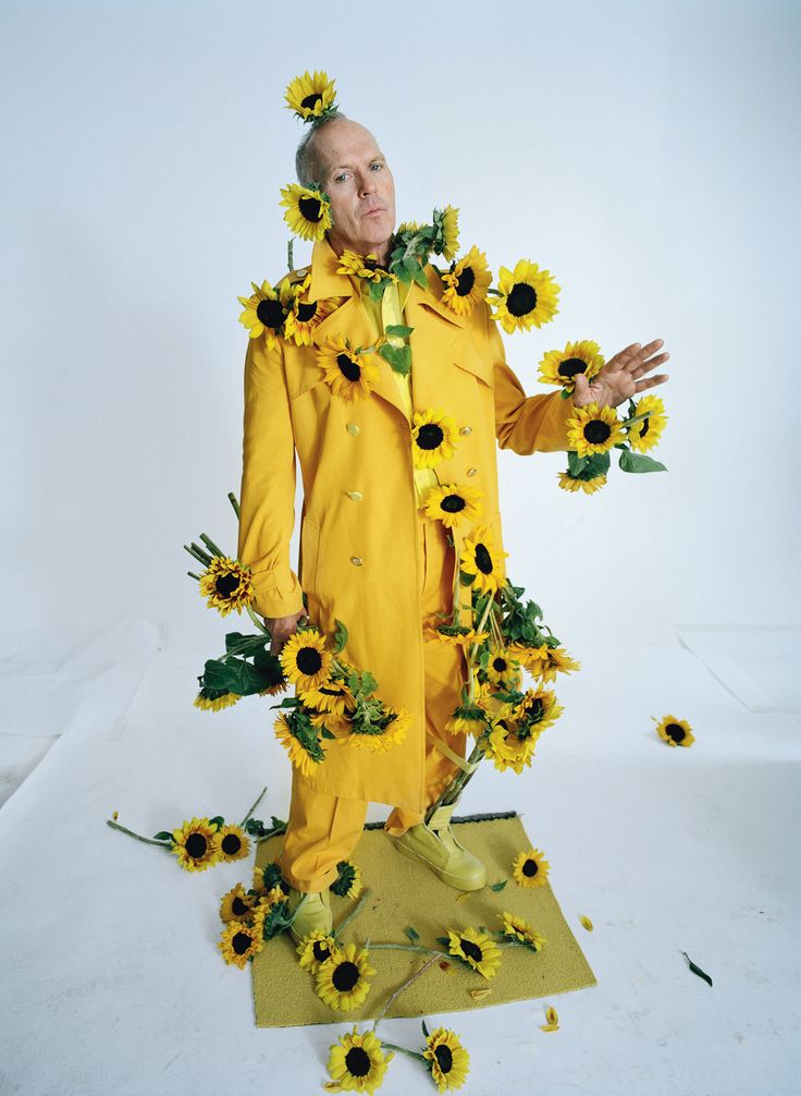 michael keaton in birdman  // shot by   tim walker   // styled by   jacob k