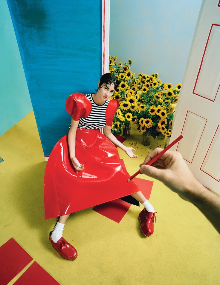 shailene woodley in the fault in our stars  // shot by   tim walker   // styled by   jacob k