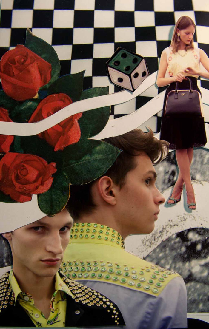 prada menswear // spring summer 2012