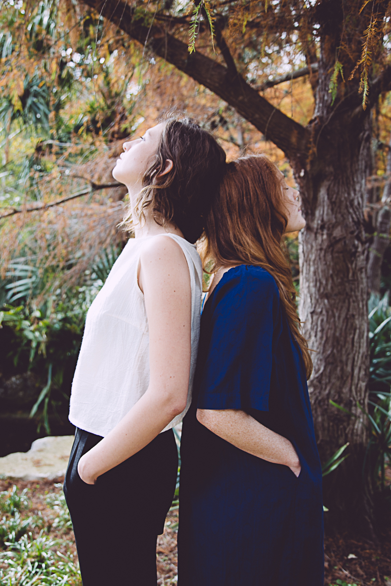 esby apparel  season two // shot by  jackie lee young  // modeled by  lauren kirby  +  duffy stone