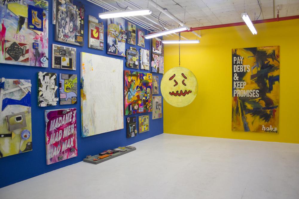 nic rad // perennial millennial // victori + mo gallery