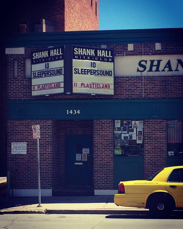 Ya coming? Doors at 7! @shank_hall #milwaukeemusic #progressiverock #livemusic