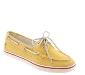 Steve Madden Yacht Shoe