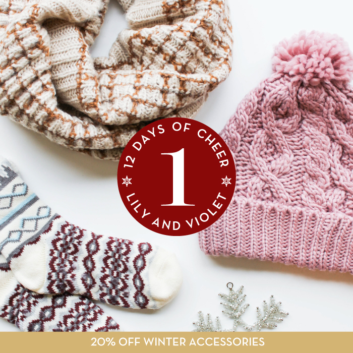 Lily and Violet Boutique 12 Days Of Cheer - by Style-Architects