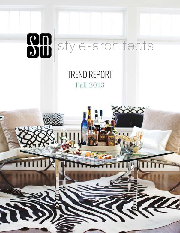 Style-Architects Trend Report Fall 2013