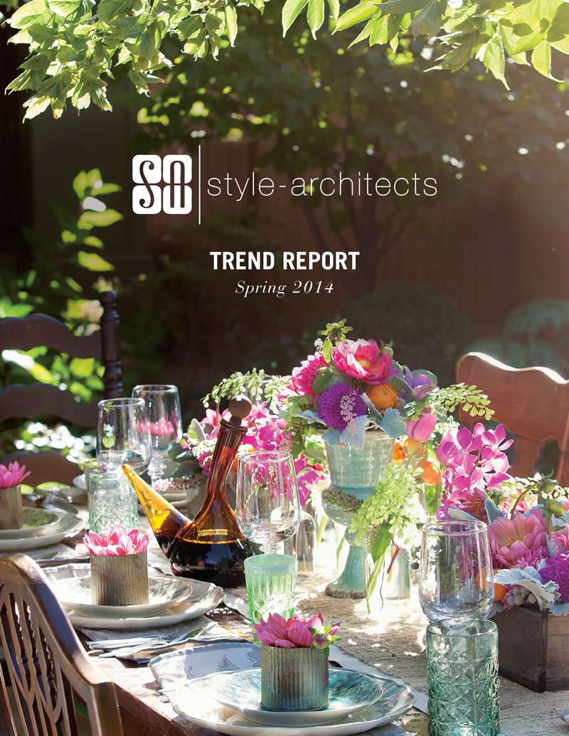 Style-Architects Trend Report Spring 2014