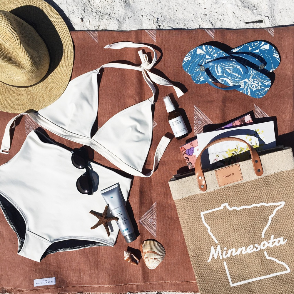 Style-Architects beach essentials