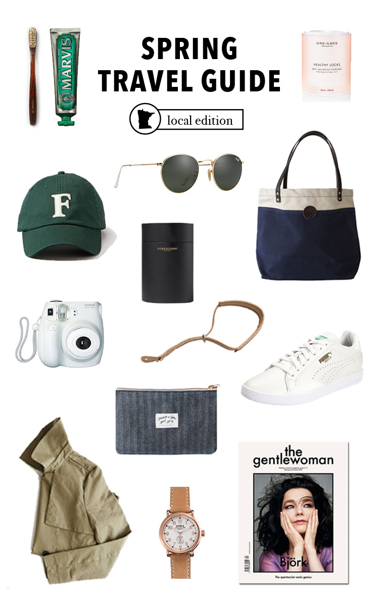 Style-Architects Spring Travel Guide