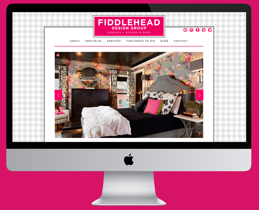 Fiddlehead Design Group - website by Style-Architects
