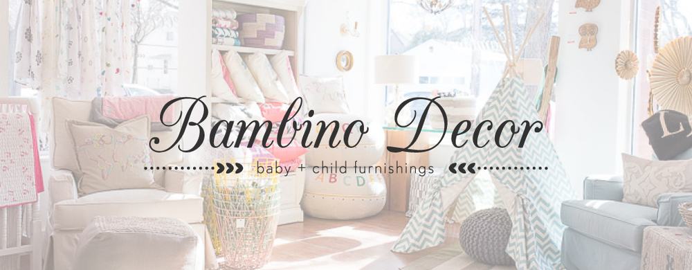 Bambino Decor branding by Style-Architects