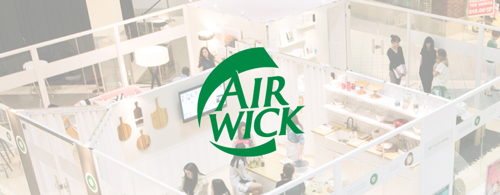Air Wick #homeisintheair  -  by Style-Architects