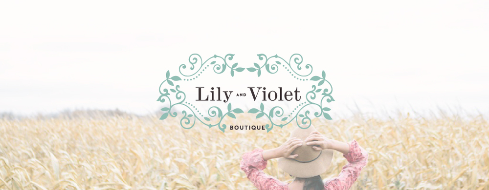 Lily and Violet Boutique - design by Style-Architects