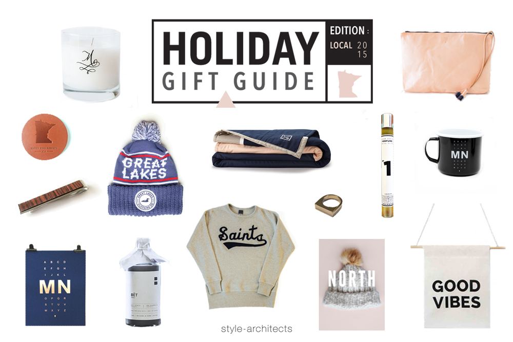 Style-Architects | 2015 Holiday Gift Guide