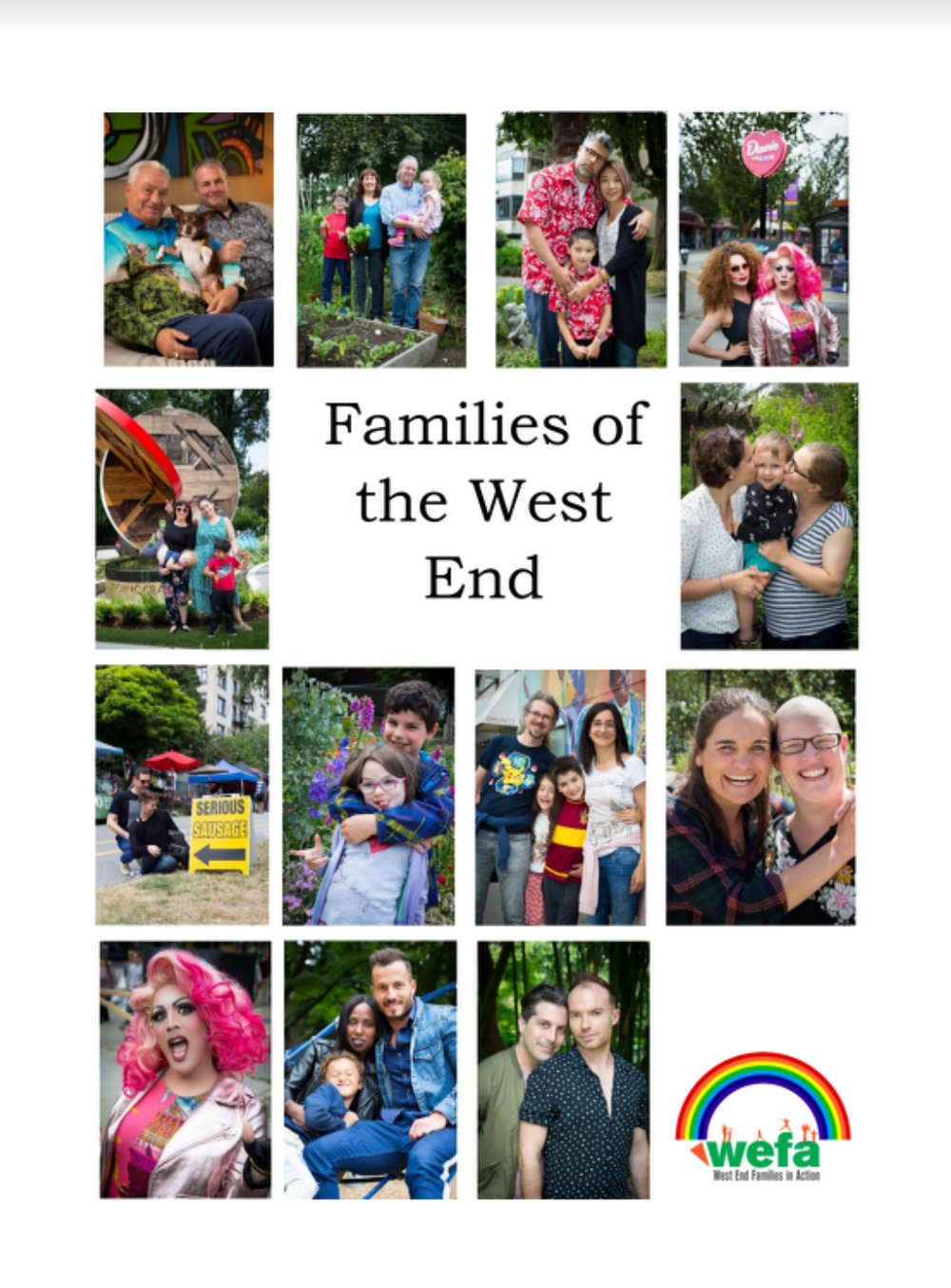 Families of the West End - Out Now