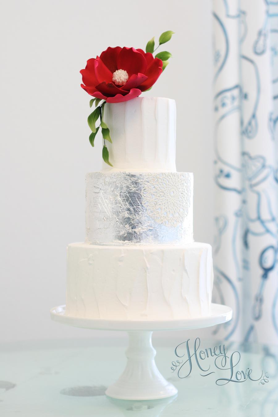 Wedding Cake Gallery — HoneyLove Cakery