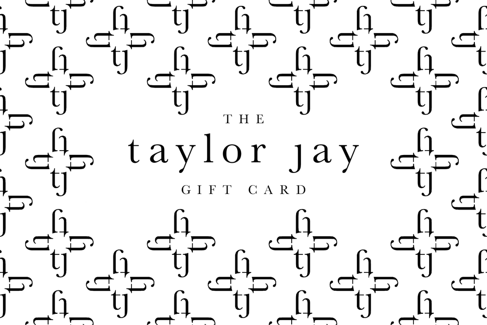 The gift of all gifts. - What do you give the woman who has everything? The freedom to choose her own gift. At Taylor Jay, we call that women empowerment.