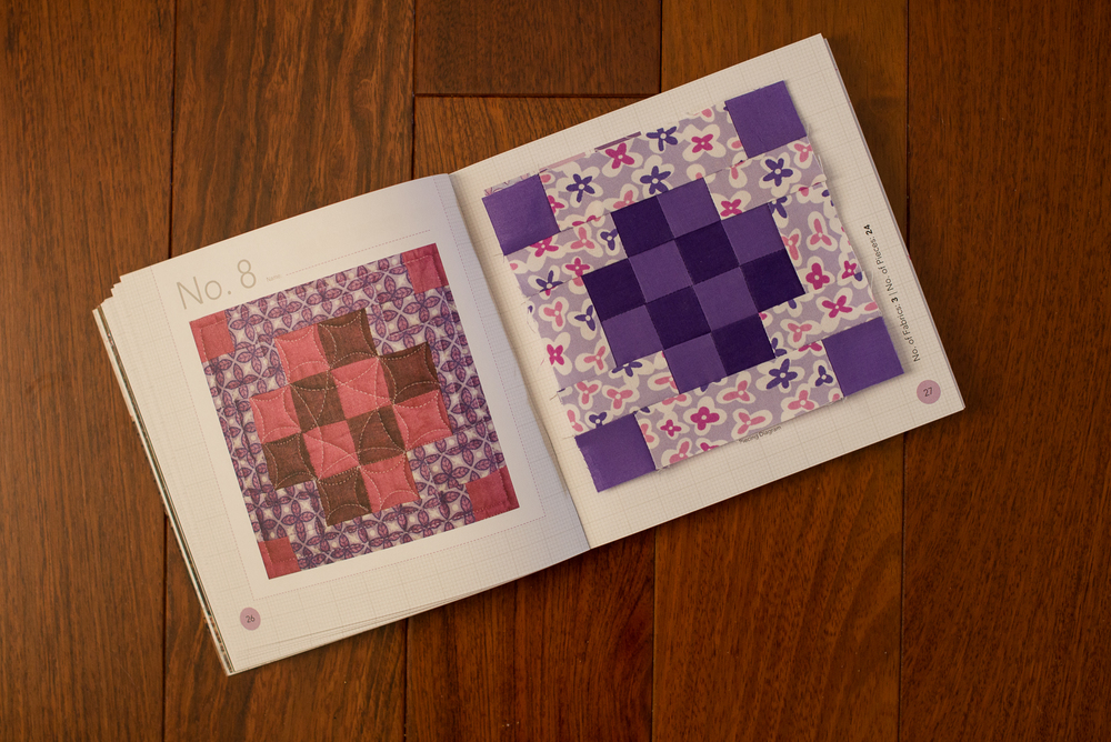 Block No 8: Purple Pop