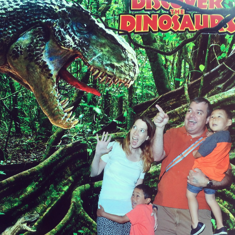 "The Prequel: Some parents let their kids see ""Jurassic World"" ... We make our kids live it."