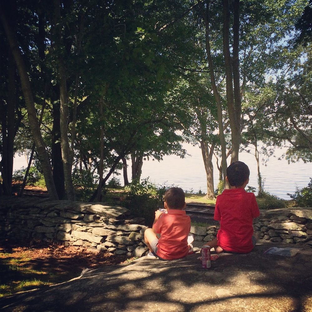 Summer Adventure No. 31: Picnic on The Bay.
