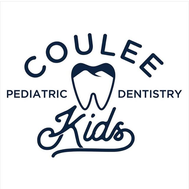 I really enjoyed creating this logo for Coulee Kids Pediatric Dentistry