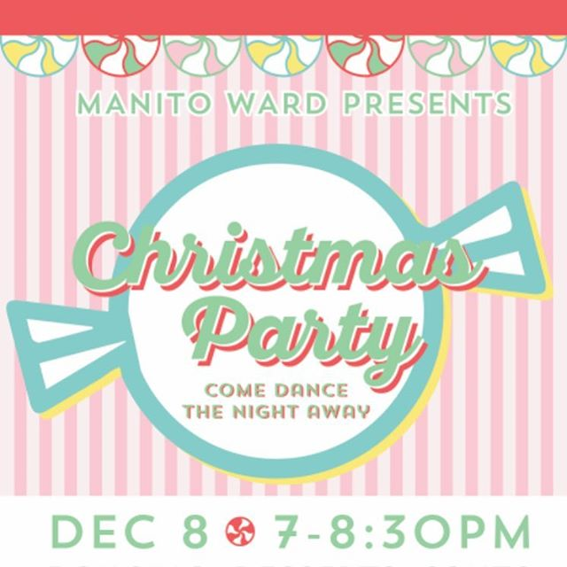 A little preview of a Christmas party poster I got to work on